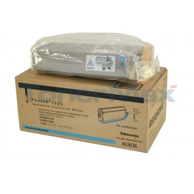 XEROX PHASER 1235 TONER CARTRIDGE CYAN 10K